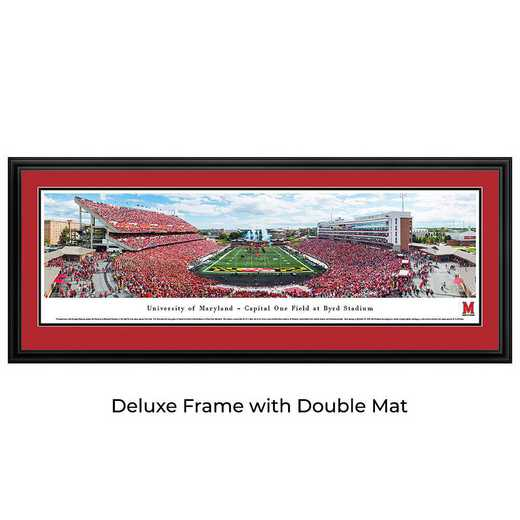 Maryland Football - Panoramic Print