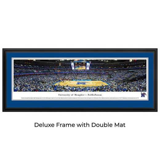 Memphis Tigers Basketball - Panoramic Print