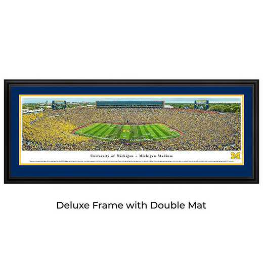 Michigan Wolverines Football - Panoramic Print