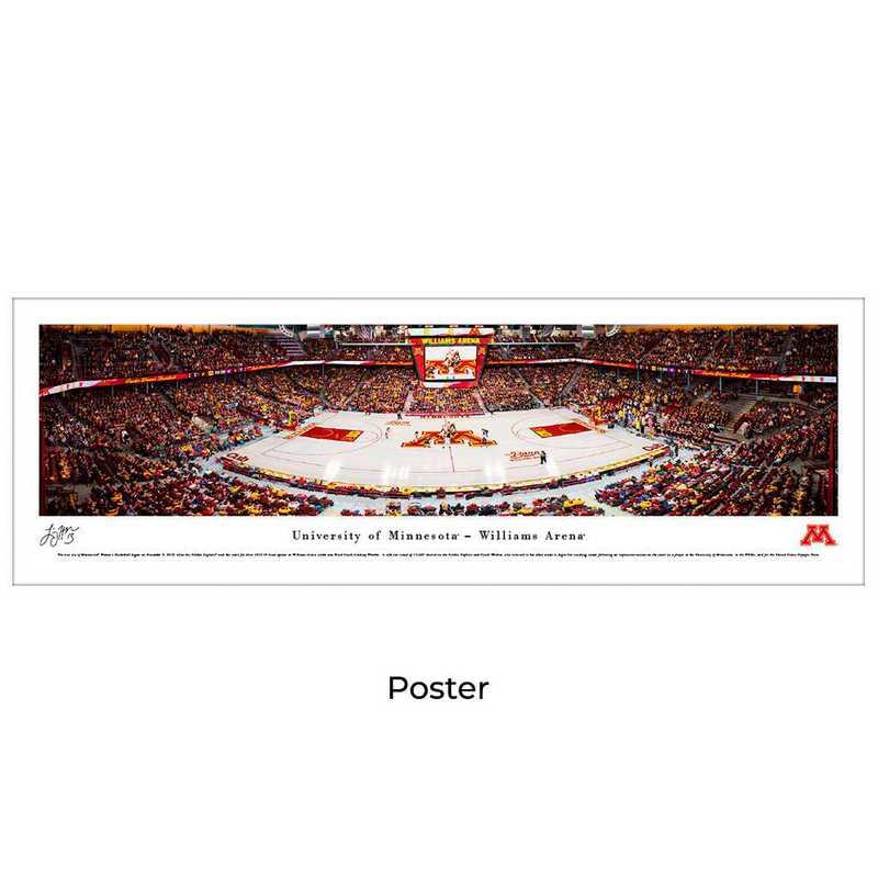 UMN6: Minnesota Gophers Women's Basketball - Unframed Poster