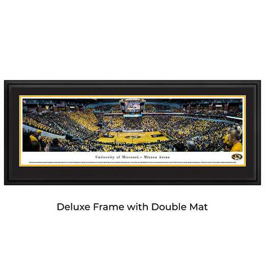 Missouri Tigers Basketball - Panoramic Print