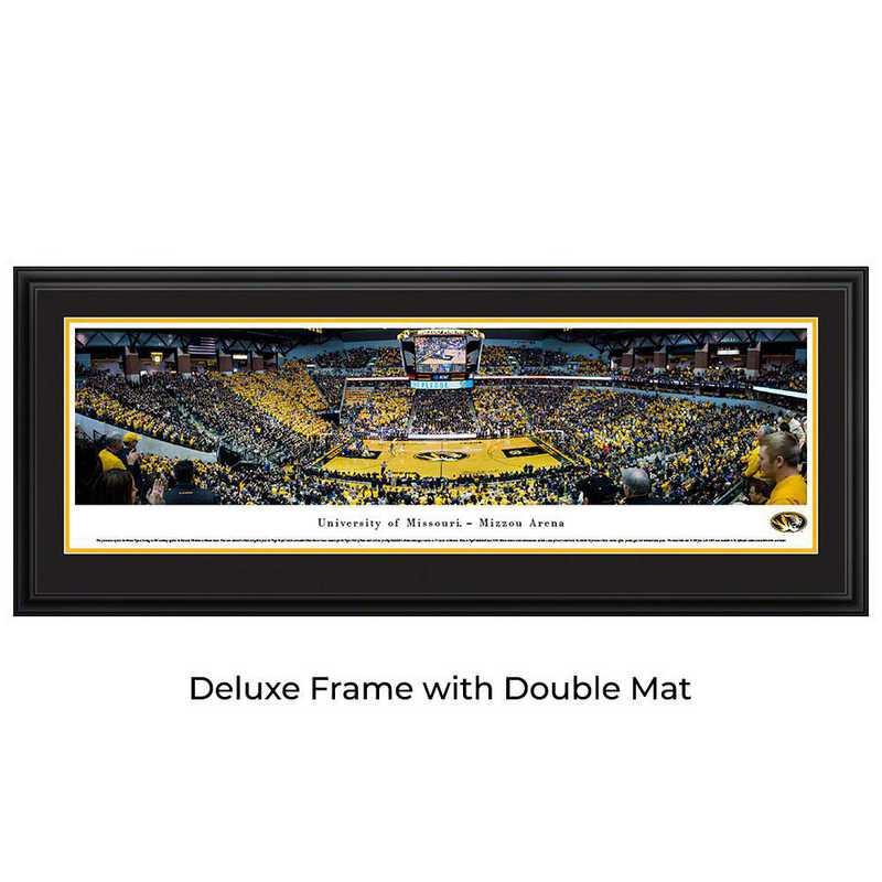 Missouri Tigers Basketball - Panoramic Print
