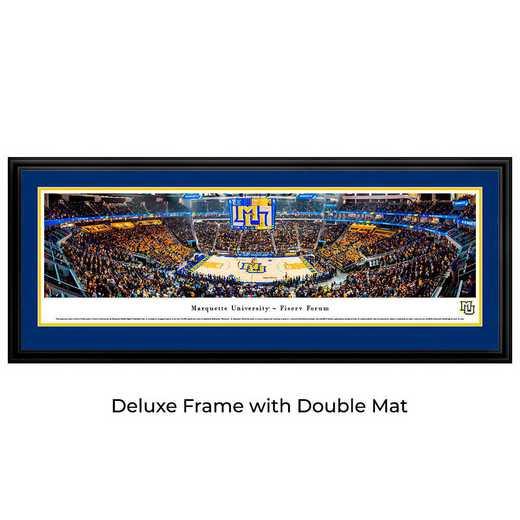 MQU2D: Marquette Basketball #2 - Fiserv Forum - Deluxe