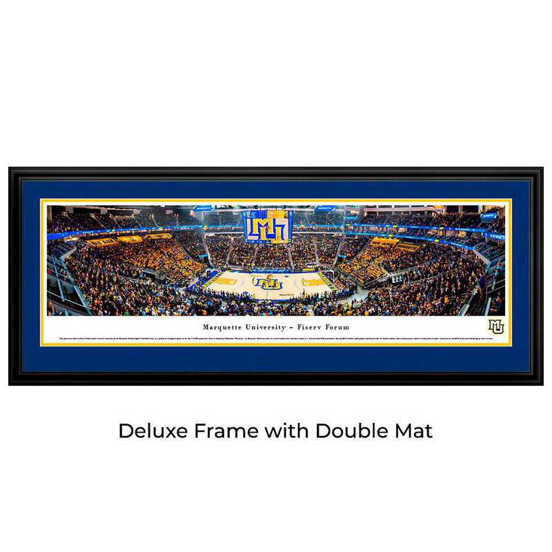 MQU2D: Marquette Basketball #2 - Fiserv Forum - Deluxe