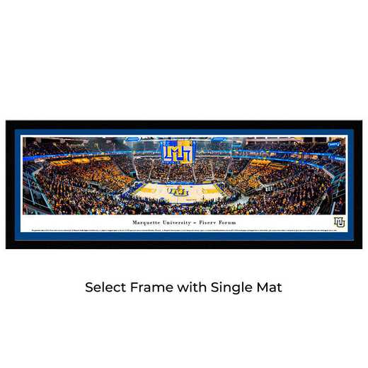 MQU2M: Marquette Basketball #2 - Fiserv Forum - Select
