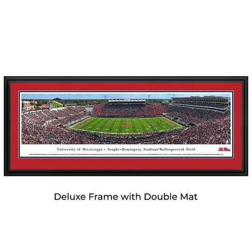 Ole Miss Rebels Football - Panoramic Print