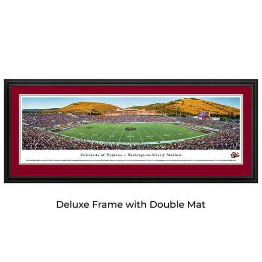 Montana Grizzlies Football - Panoramic Print