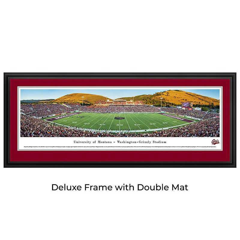 Montana Grizzlies Football - Panoramic Print
