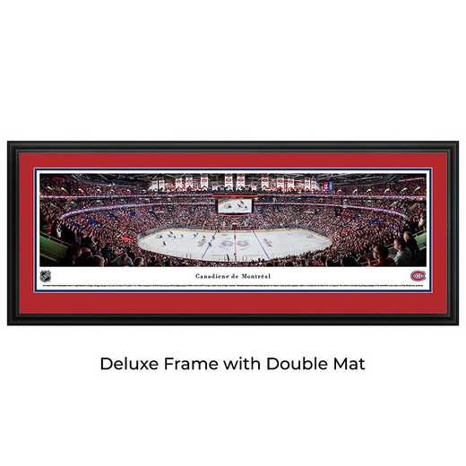 Montreal Canadiens - Center Ice at Bell Centre - Panoramic Poster