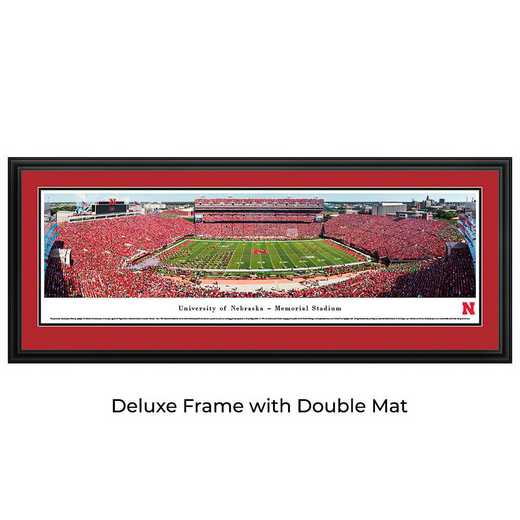 Nebraska Cornhuskers Football - Panoramic Print