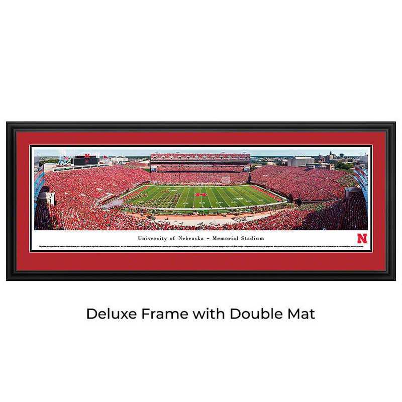 Nebraska Cornhuskers Football - Panoramic Print