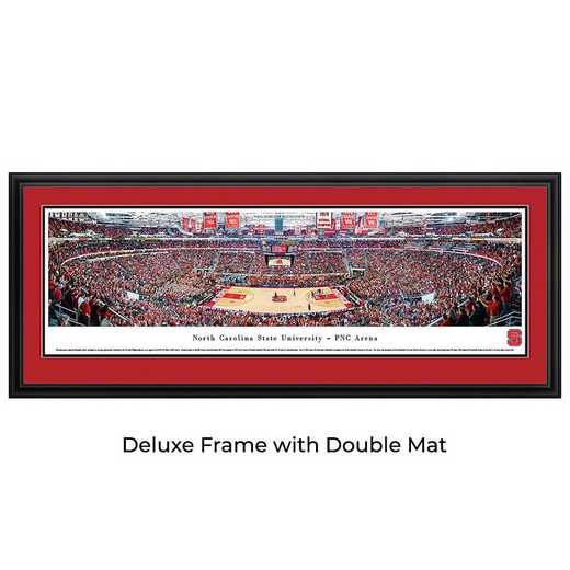 North Carolina State Wolfpack  Basketball - Panoramic Print
