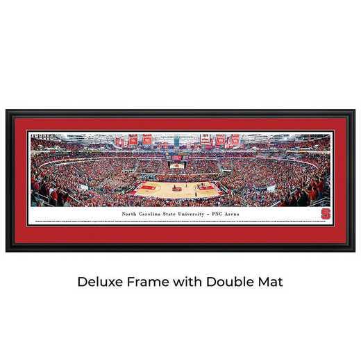 North Carolina State Wolfpack  Basketball - Panoramic Print