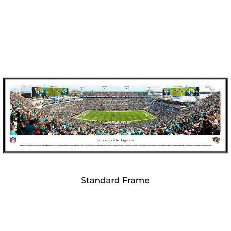 NFLJAG4F: Jacksonville Jaguars #4, Standard
