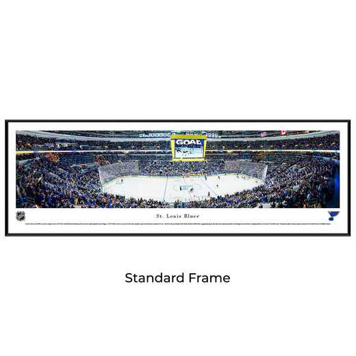 NHLBLU4F: St. Louis Blues Hockey #4 - Standard