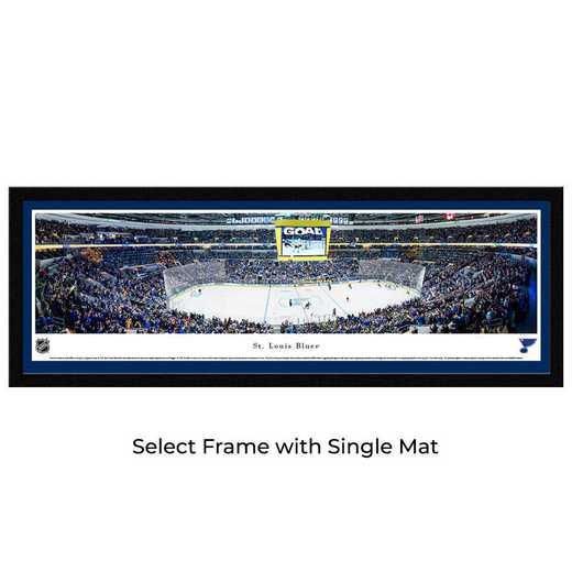 NHLBLU4M: St. Louis Blues Hockey #4 - Select