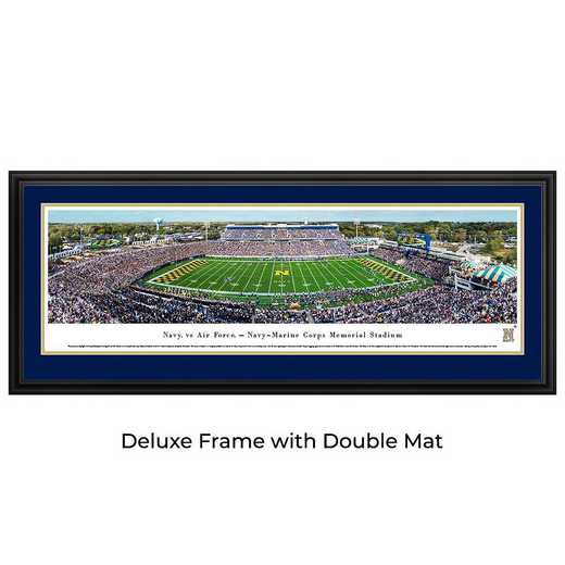Navy Midshipmen Football - Panoramic Print