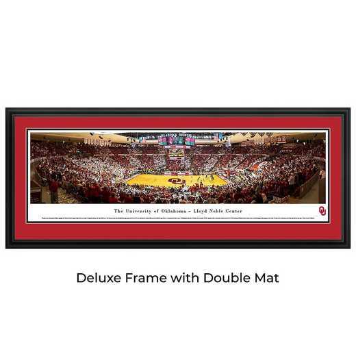 Oklahoma Sooners Basketball - Panoramic Print
