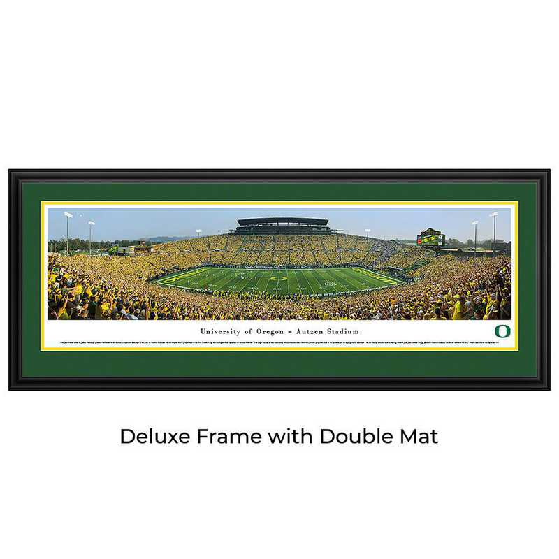Oregon Beavers Football - Panoramic Print
