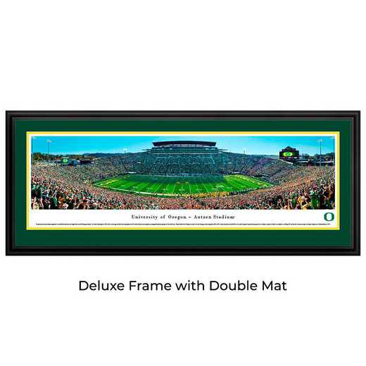 UOR7D: Oregon Ducks Football #7 (Green Out) - Deluxe
