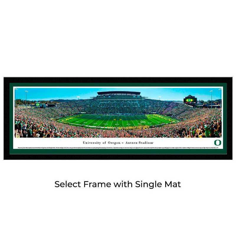 UOR7M: Oregon Ducks Football #7 (Green Out) - Select