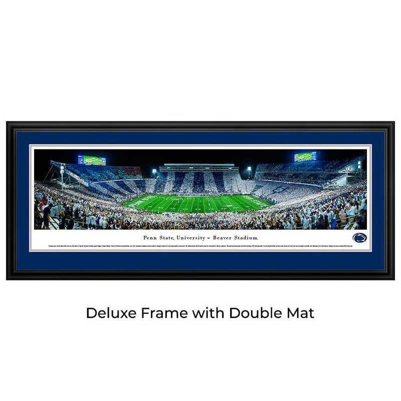 Penn State Nittany Lions Football - Stripe - Panoramic Print