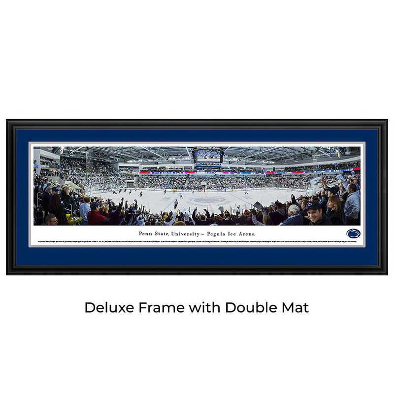 Penn State Nittany Lions Hockey - Panoramic Print