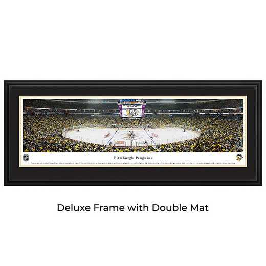 Pittsburgh Penguins - Center Ice at PPG Paints Arena - Panoramic Poster