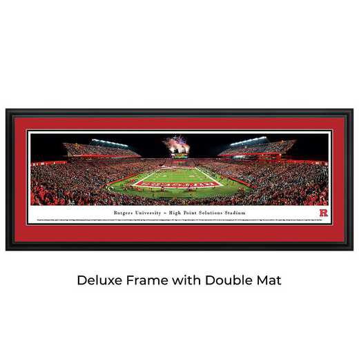 Rutgers Scarlet Knights Football  - Panoramic Print