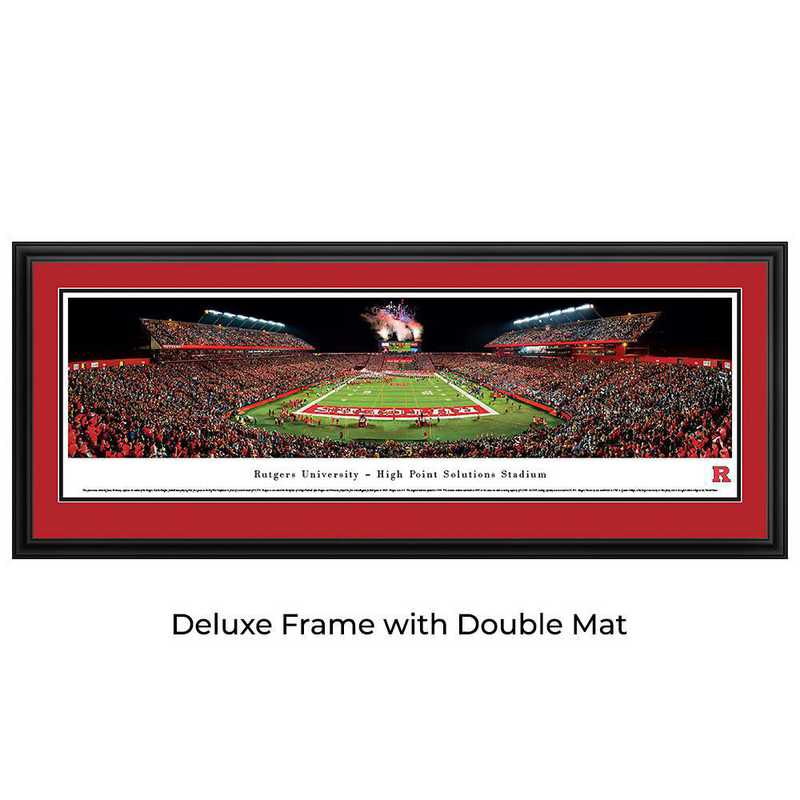 Rutgers Scarlet Knights Football  - Panoramic Print
