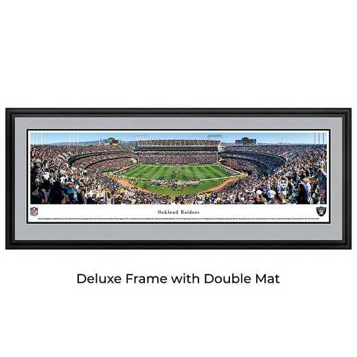 Oakland Raiders - Panoramic Print