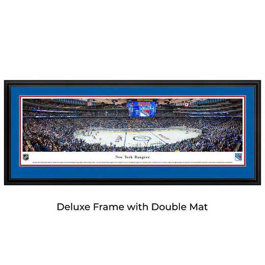 New York Rangers - Center Ice - Panoramic Poster