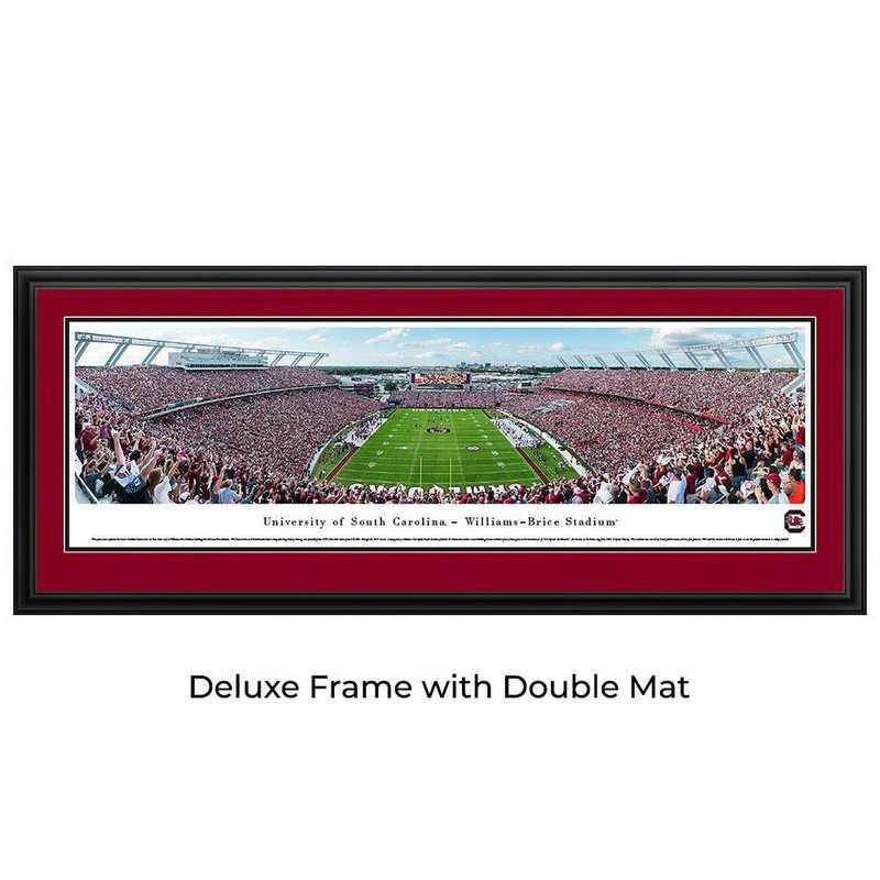 South Carolina Gamecocks Football - Panoramic Print