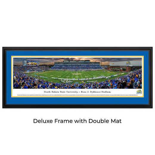 South Dakota State Football - Panoramic Print