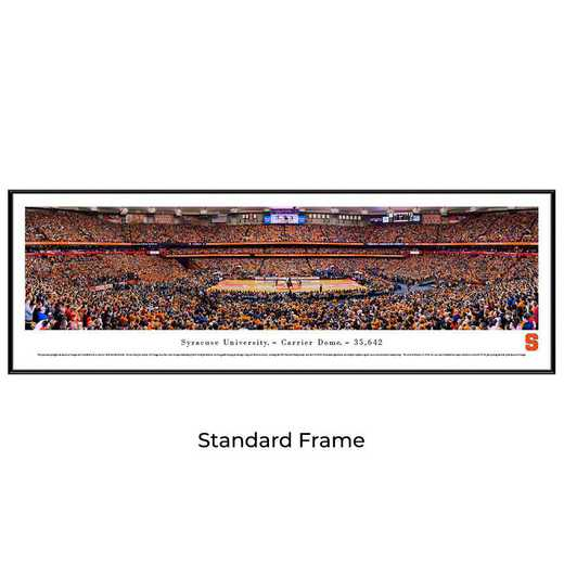 SYRU3F: BW Syracuse Orange Basketball, Standard