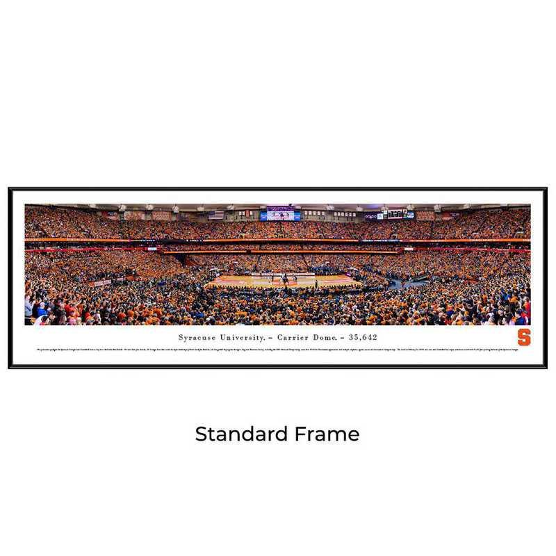 SYRU3F: BW Syracuse Orange Basketball, Standard