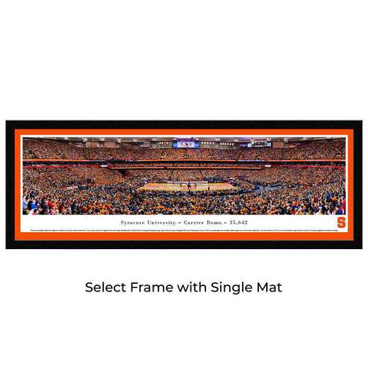 SYRU3M: BW Syracuse Orange Basketball- Select