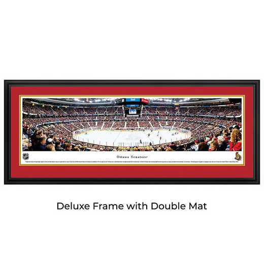 Ottawa Senators - Center Ice - Panoramic Poster
