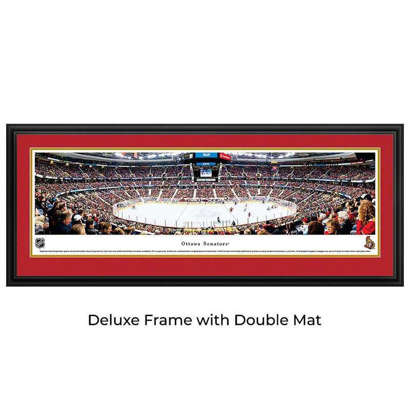 Ottawa Senators - Center Ice - Panoramic Poster
