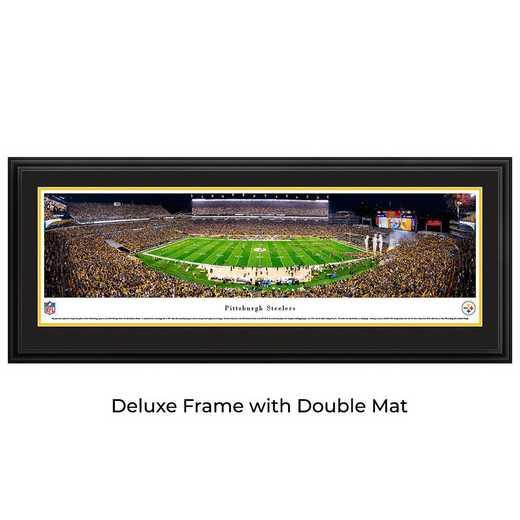 NFLSTE5D: Pittsburgh Steelers Football #5 - Deluxe