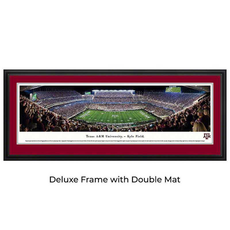 Texas A&M Football - Panoramic Print