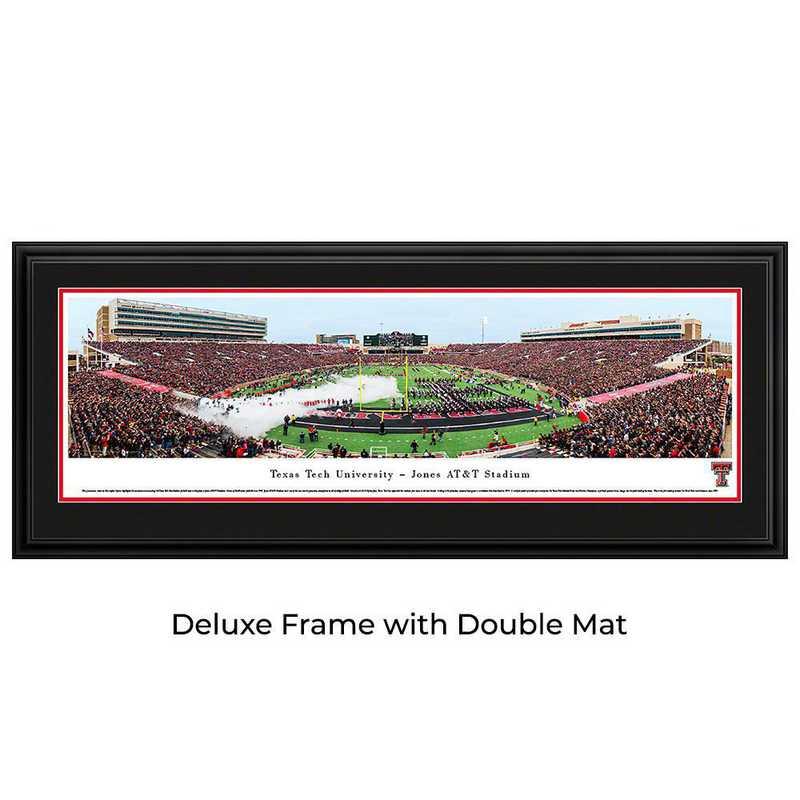 Texas Tech Football - Panoramic Print