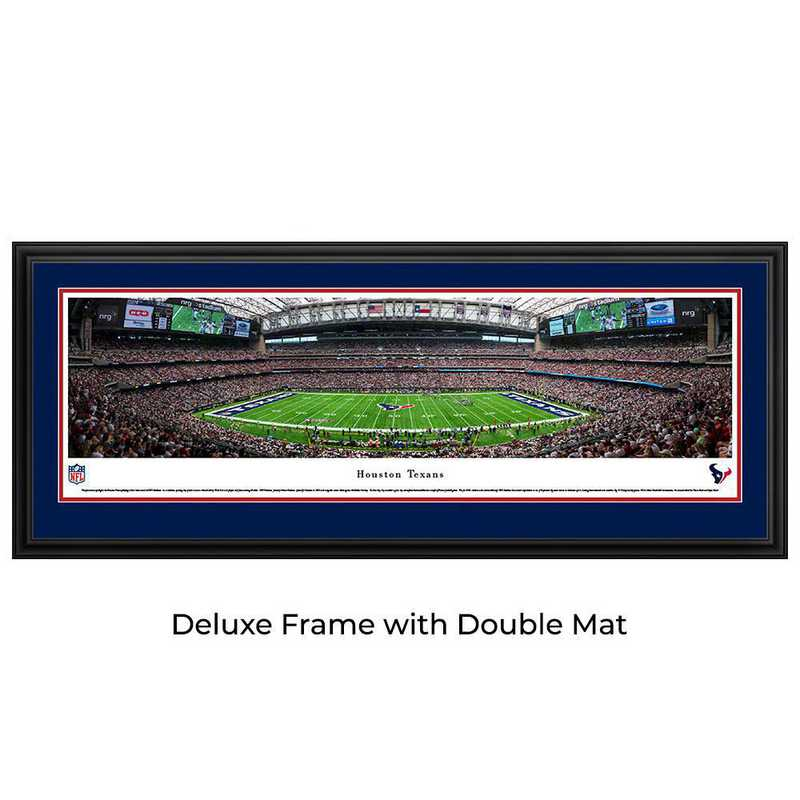 Houston Texans - Panoramic Print