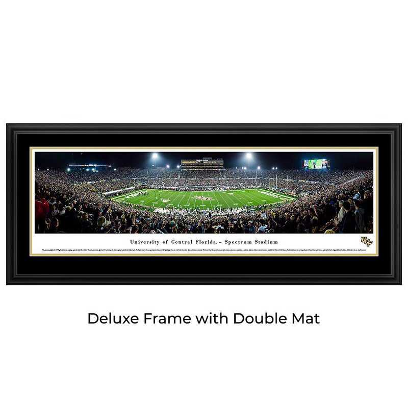 Central Florida Knights Football - 50 Yard Line - Panoramic Print