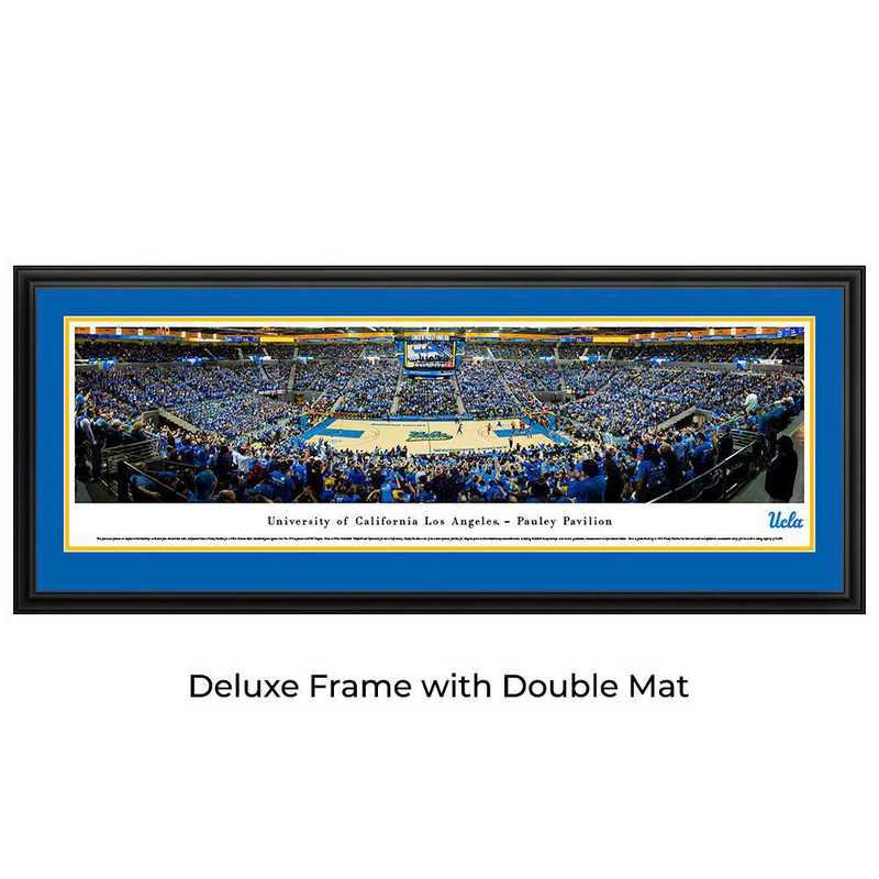 UCLA Bruins Basketball - Panoramic Print