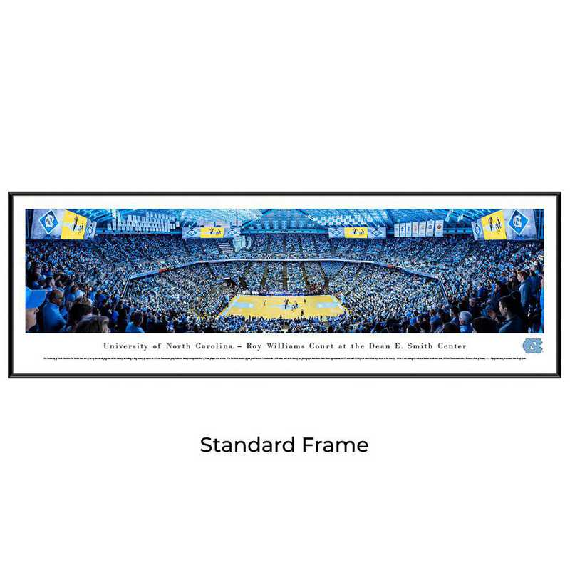 UNC4F: BW North Carolina Tar Heels Basketball, Standard
