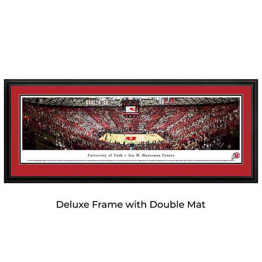 Utah Utes Basketball - Panoramic Print