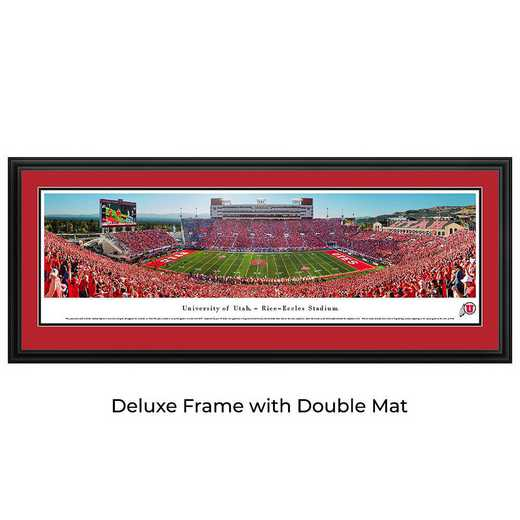 Utah Utes Football - Panoramic Print