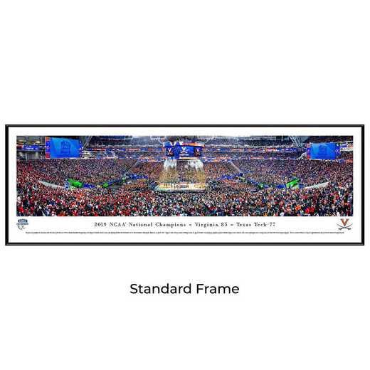 FFBBC19F: 2019 NCAA Champions - Virginia, Standard Frame