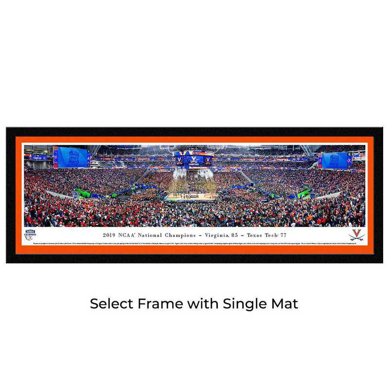 FFBBC19M: 2019 NCAA Champions - Virginia, Select Frame